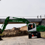 Gewapende grondconstructies van Fred van de Laar Grond- Weg- en Waterbouw BV uit Sint-Oedenrode