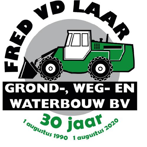 Fred van de Laar Grond-, Weg-, en Waterbouw uit Sint-Oedenrode